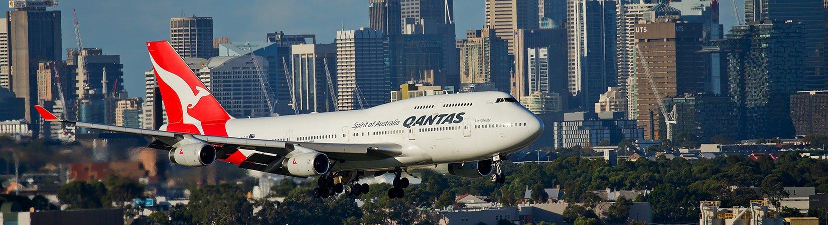 Qantas quer tornar o voo mais longo do mundo uma realidade