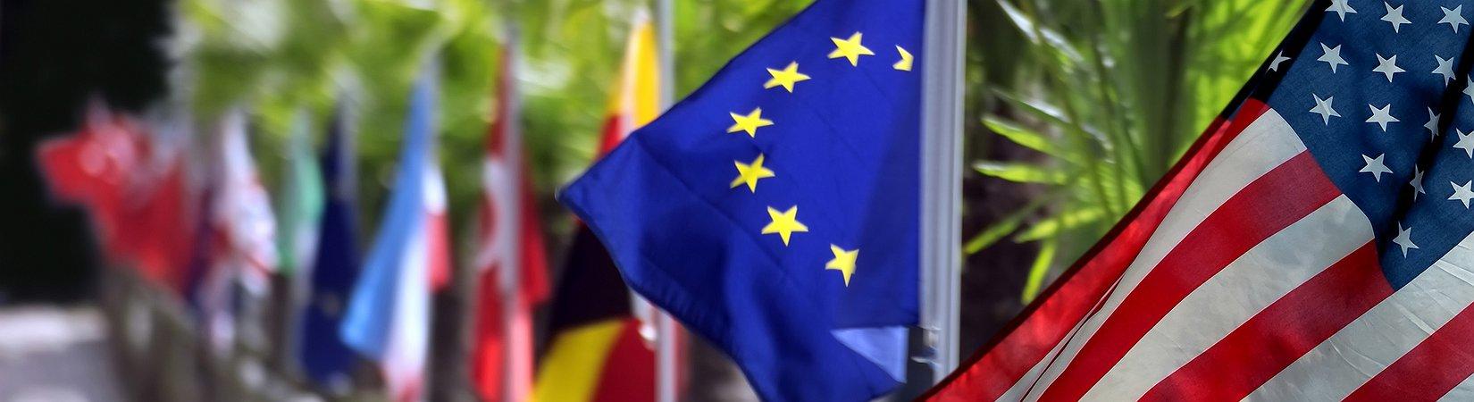 """Europa und die USA zum """"Ja"""" kriegen"""