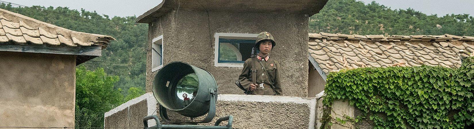 بالصور.. كيف يعيش الناس في كوريا الشمالية