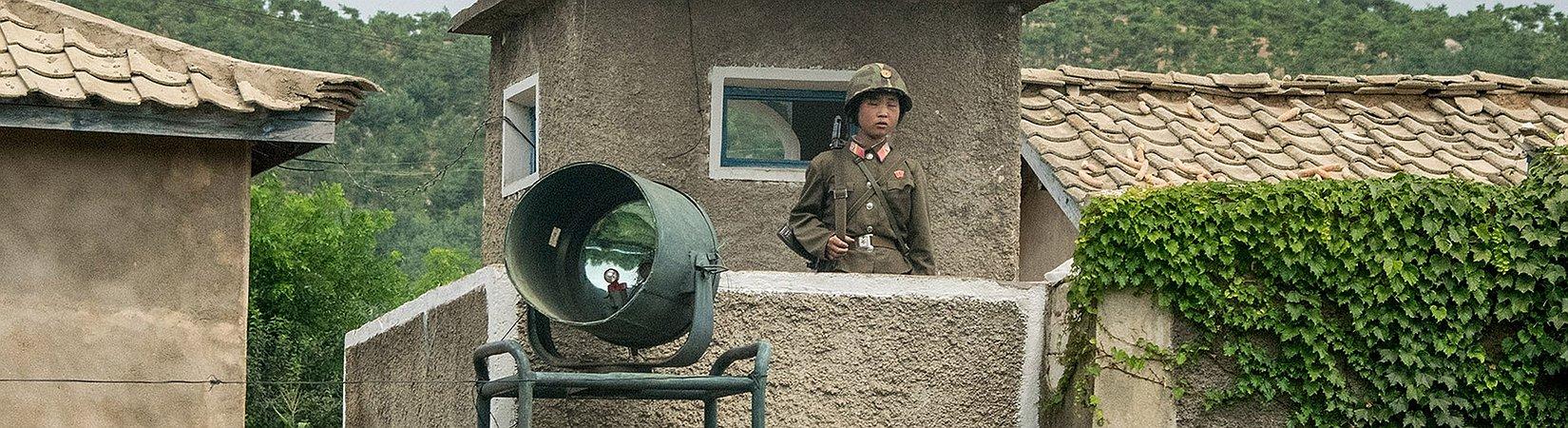 Fotografias: como vivem as pessoas comuns na Coreia do Norte?