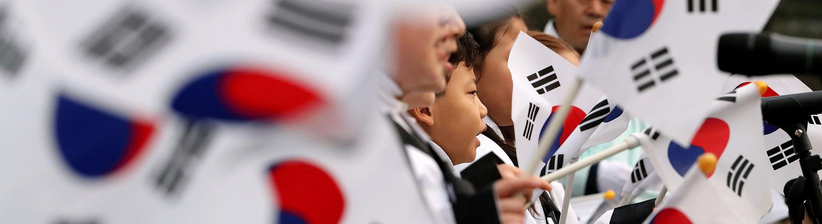 Corea del Sur autoriza las transferencias de dinero con bitcoins