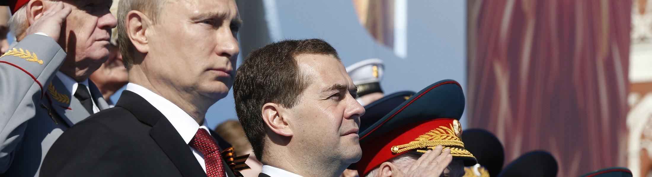 Сказка о великой державе: зачем России нужна война