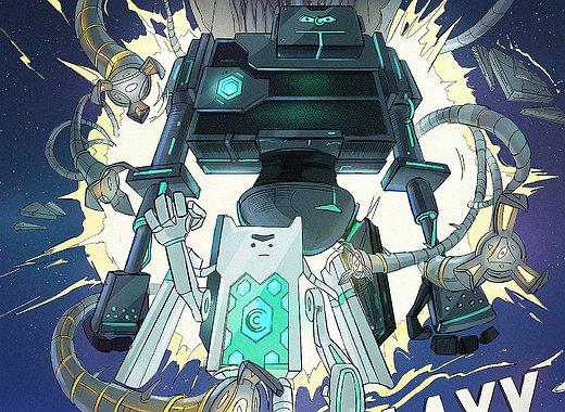 Comino Galaxy Adventure: a Brand New Comic Book from Comino's Creators