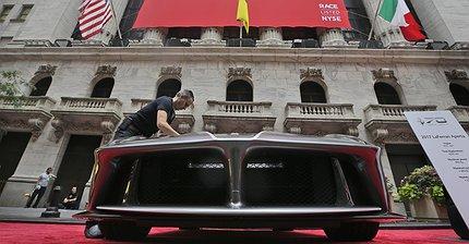 Фото дня: Ferrari отмечает 70-летний юбилей