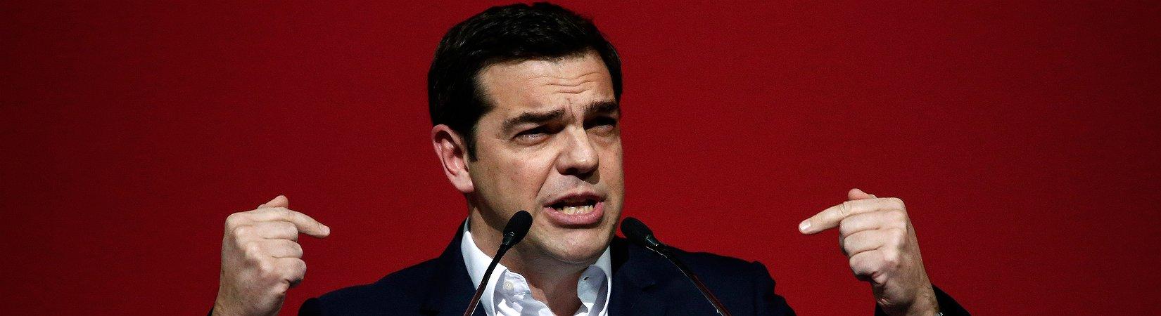 Griechenlands eigentliches Drama