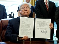 Trump amenaza con imponer aranceles a las importaciones de acero de China