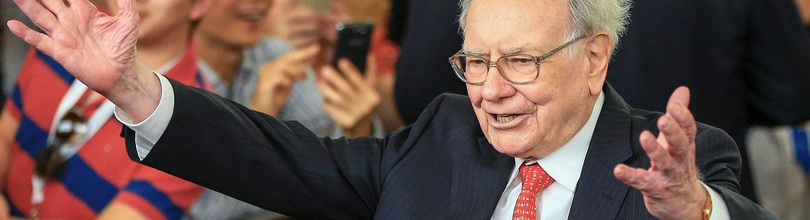 2016: As 15 apostas de Warren Buffett com melhor desempenho