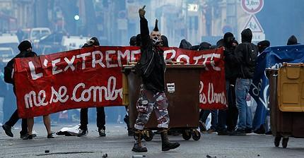 Франция на пороге новой революции