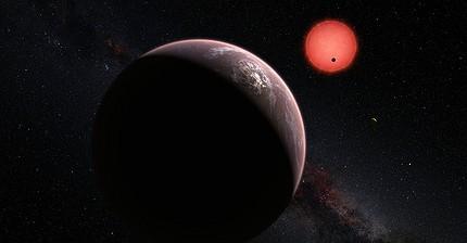 Открыли еще три планеты, приемлемые для жизни
