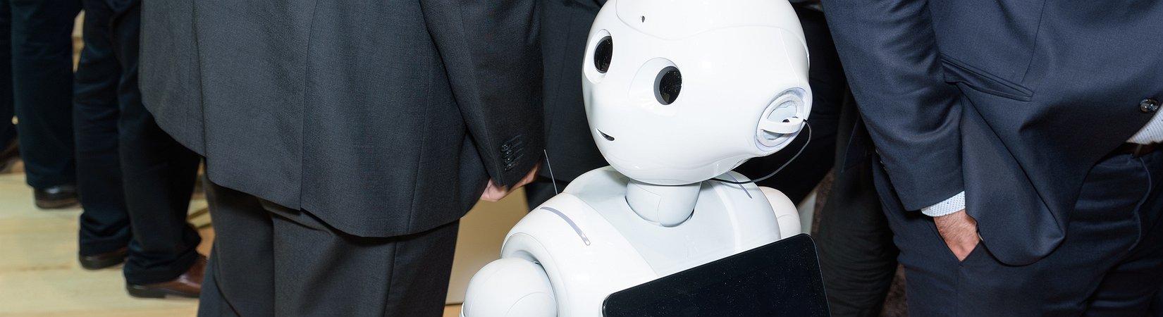 Pode a inteligência artificial salvar o mundo?