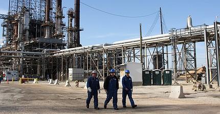 Кто правит рынком нефти