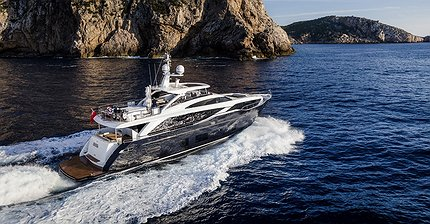8 роскошных яхт со всего мира