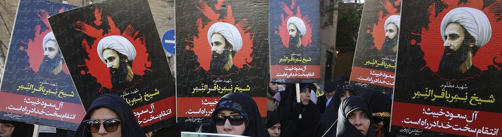 Was bedeutet Tod von Nimr al-Nimr