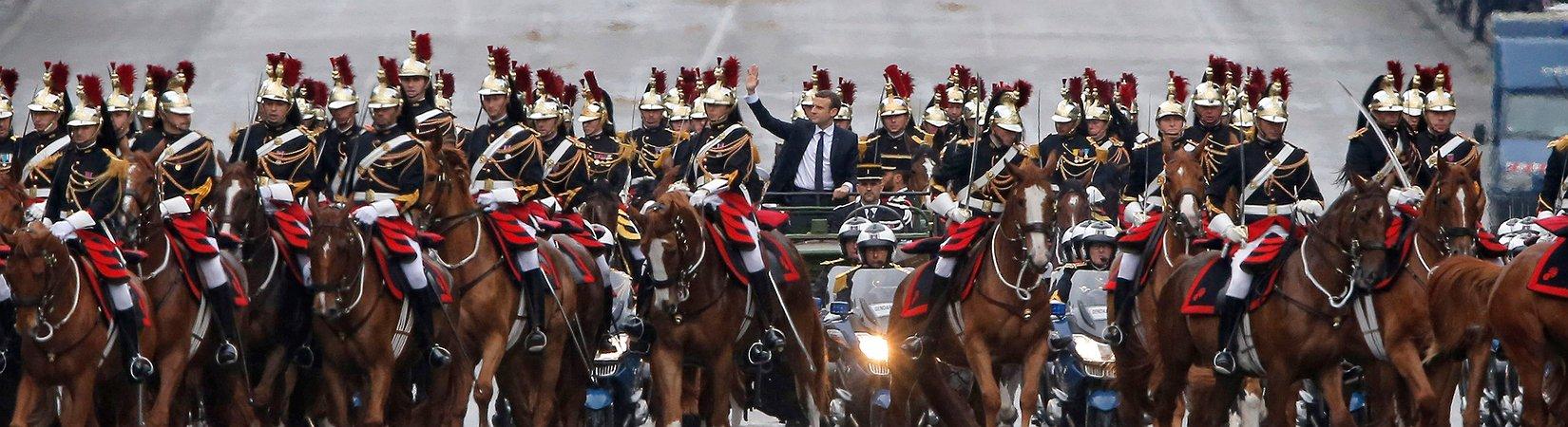 Como Emmanuel Macron poderá reformular a zona do euro