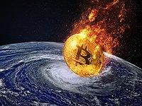 Bitcoin registou o pior trimestre da sua história