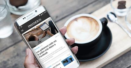 Novedades de la nueva aplicación móvil de Insider.pro