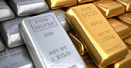 Обзор рынка: Европейские индексы растут, фунт дешевеет, золото — у минимумов месяца