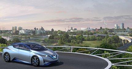 4 технологии автомобилей будущего