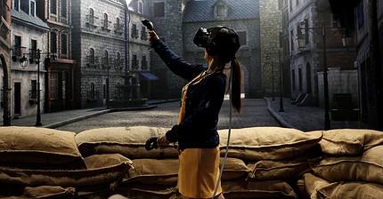 ¿Realidad virtual o Internet de las cosas?