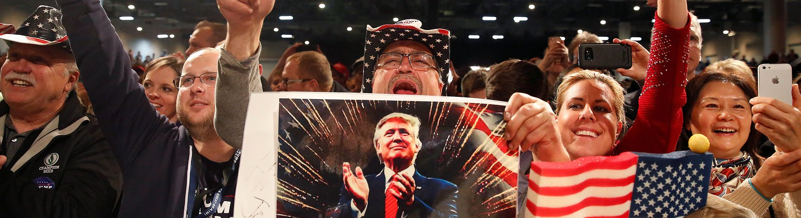 El impacto de la elección de Trump en el mercado de valores, un mes después