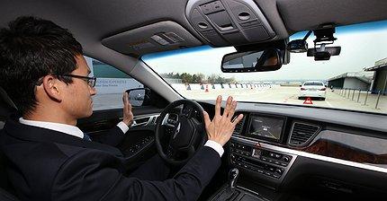 Samsung займется испытаниями беспилотных автомобилей