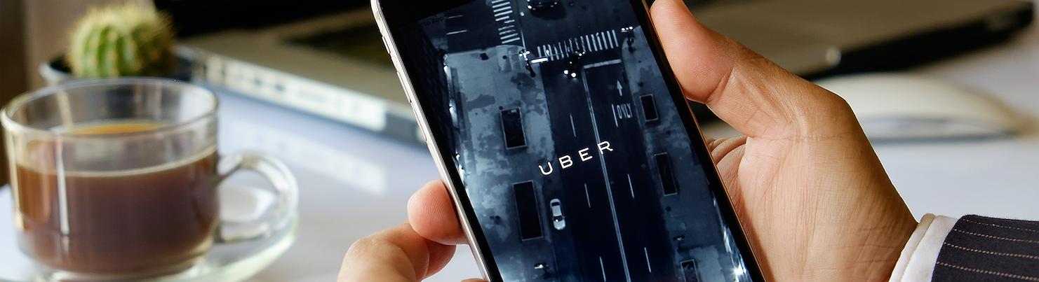 Uber perde 708 milioni di dollari nel primo trimestre 2017