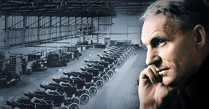 Las 10 mejores citas de Henry Ford