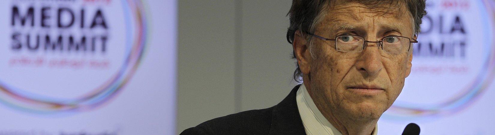 Bill Gates non è più l'uomo più ricco del mondo