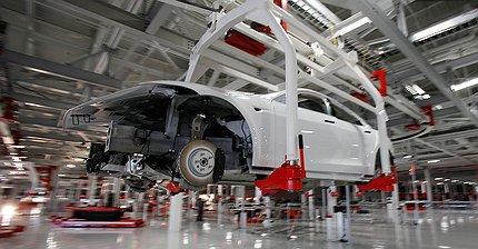 Tesla отчиталась о рекордных поставках автомобилей в I квартале