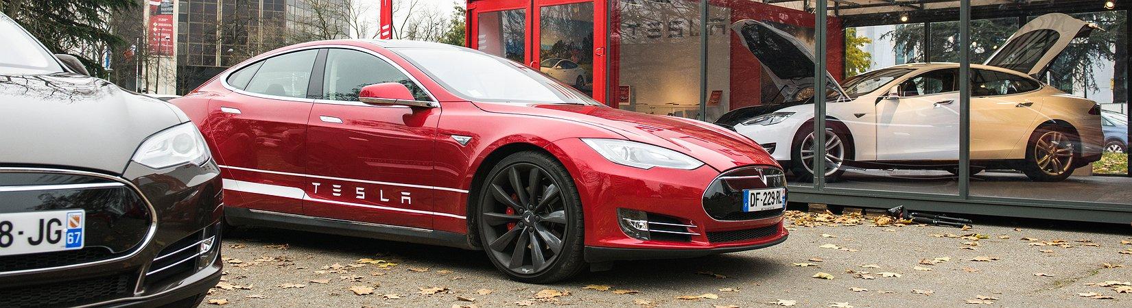 Tesla entregou número recorde de carros no primeiro trimestre do ano