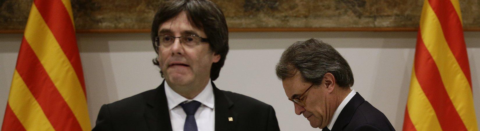 Hoy se podría aprobar la ley del referéndum catalán
