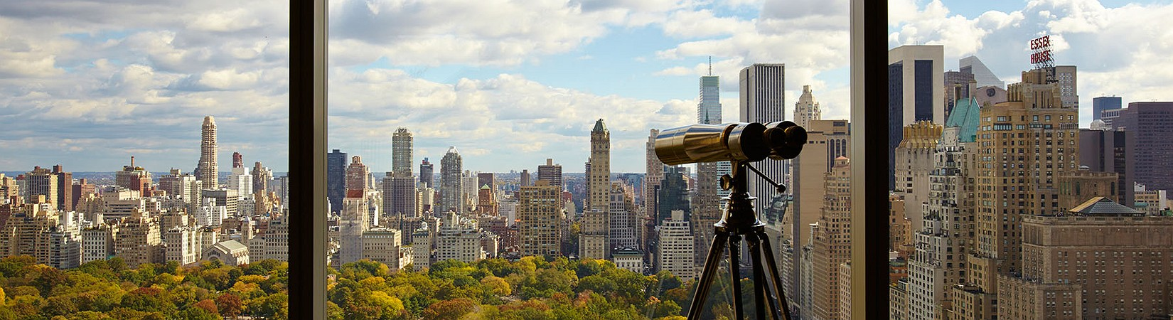 """Fotografias incríveis que mostram como é viver """"no topo"""" de Nova Iorque"""