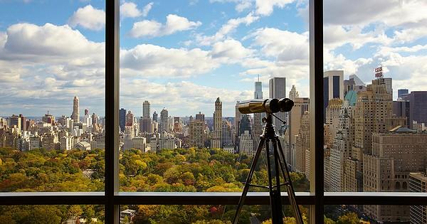 9 appartamenti a new york con una vista mozzafiato foto for Appartamenti a new york economici