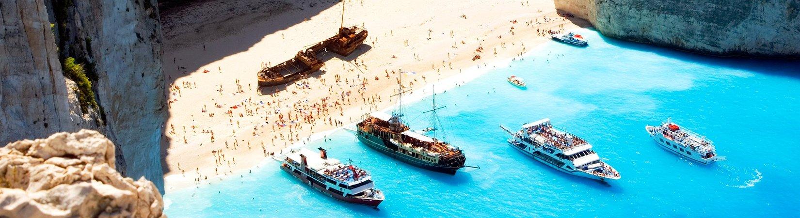 Las 12 mejores playas con poca gente del mundo