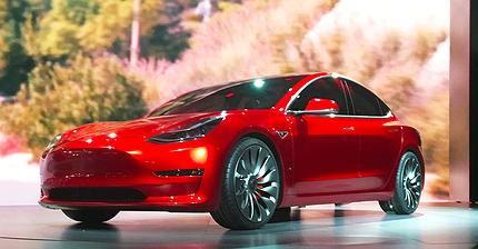Поставки Tesla Model 3 начнутся уже на этой неделе