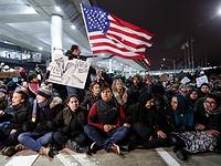FOTOS: Manifestaciones en contra de la política migratoria de Trump