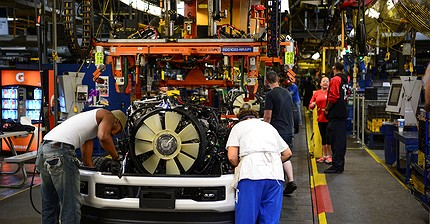 'Ford to shed 10 percent of global workforce'