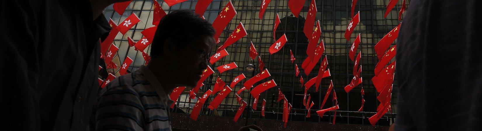 Гонконг под китайским флагом: 20 лет спустя