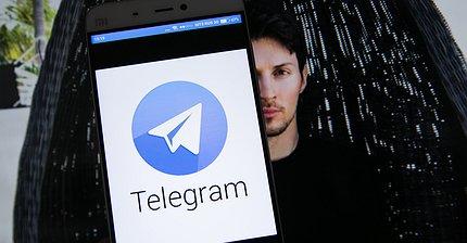 Причиной блокировки Telegram в России могло стать ICO мессенджера