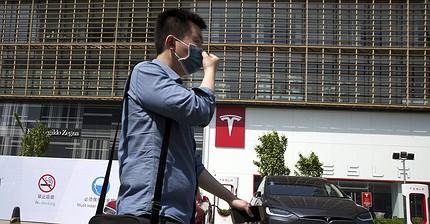 Продажи Tesla в Гонконге упали до нуля после отмены налоговых льгот