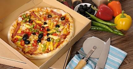 Apple придумала умную коробку для пиццы