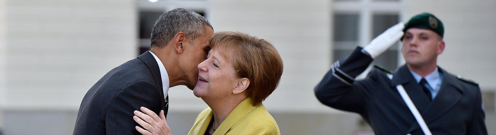 Ein ungleiches Paar in der Weltpolitik