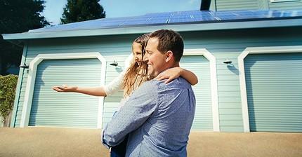 """Los inversores no consideran la unión de Tesla y SolarCity una """"decisión sencilla"""""""