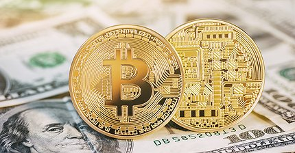 Почему биткоин вырос на 740% за два года