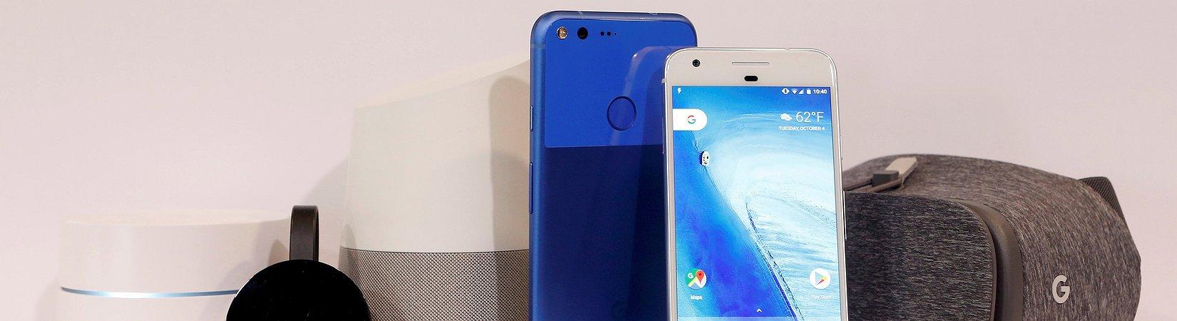 Análisis del nuevo buque insignia de Google: Pixel