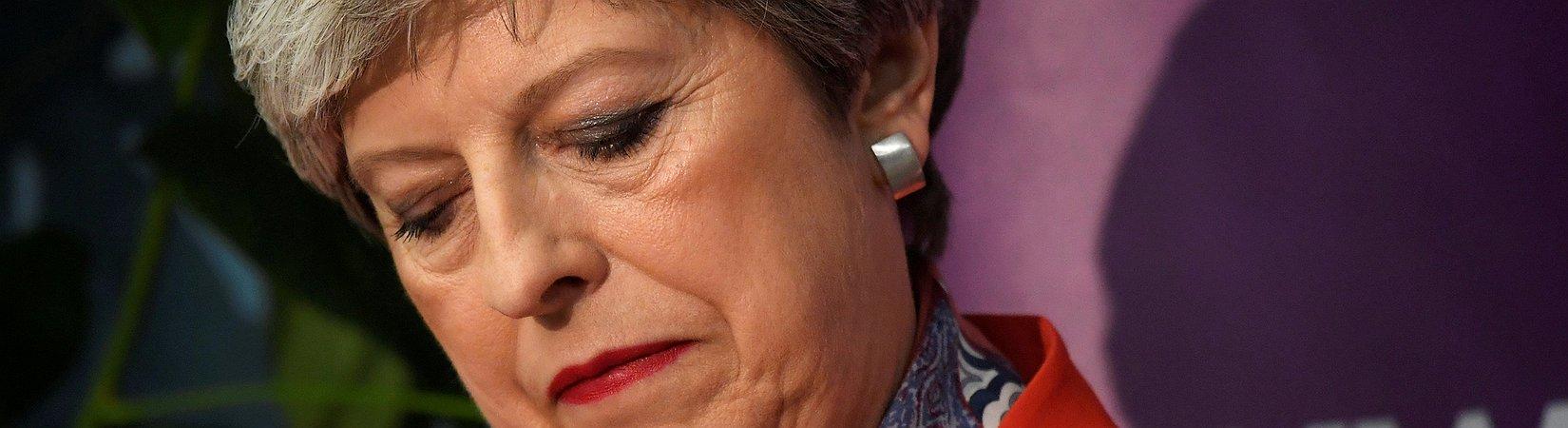 Theresa May pierde la mayoría absoluta en las elecciones del Reino Unido