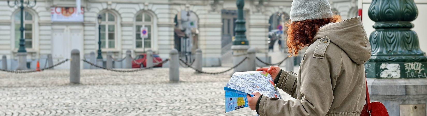 Touristen glauben, dass Europa nicht mehr sicher ist