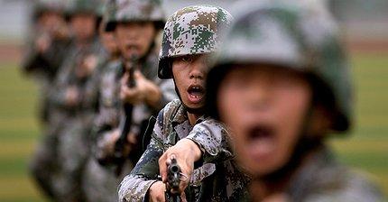 Один против всех: Китай готовится к войне