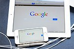 Google paga 1.000 m $ para estar en el iPhone
