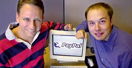 Как «мафия PayPal» захватила Кремниевую долину